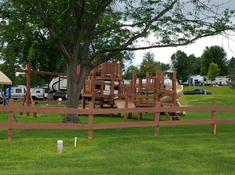 The play set