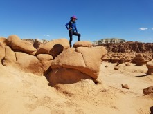 I concord the rocks!