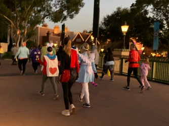 Alice In Wonderland group